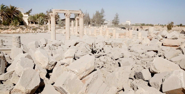 UN official: Wars threatening heritage sites in Arab world