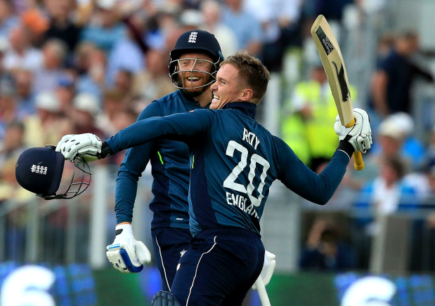Roy sizzles in England's fourth straight win against Aussies