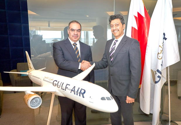 Gulf Air launches new Dreamliner to London