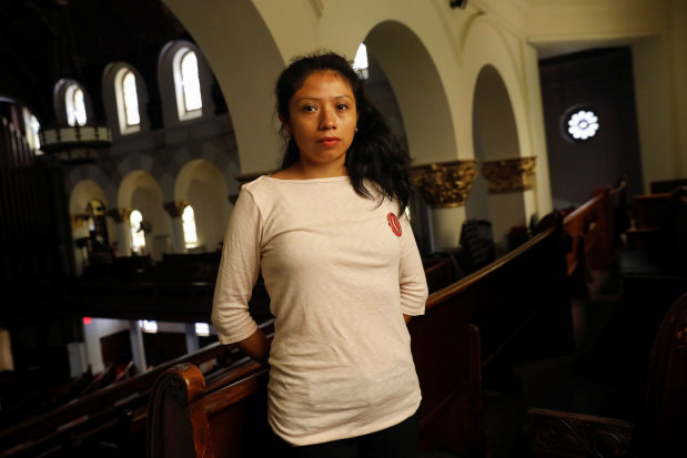 Split families in limbo amid Trump immigration chaos