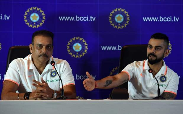 Kohli backing Indian spinners in England
