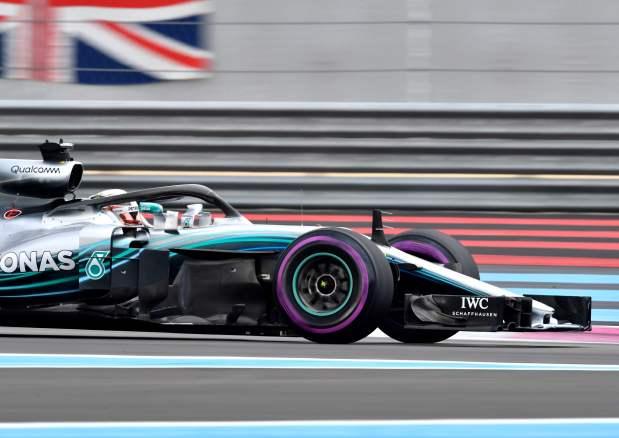 Record 75th pole success for Hamilton
