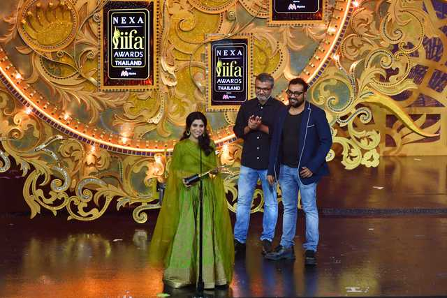 Bollywood: PHOTOS: Bollywood stars at IIFA awards in Bangkok