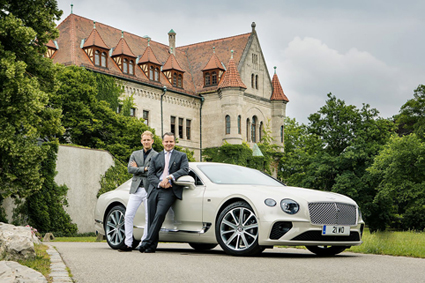 Bentley partners with Graf von Faber-Castell for luxury writing instruments