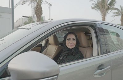 Careem unveils its women drivers in Saudi Arabia