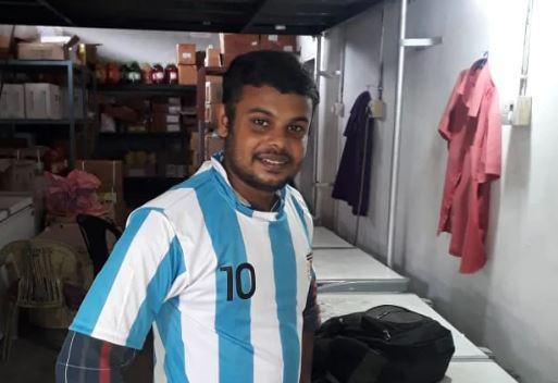 Missing Messi's fan found dead in Kerala