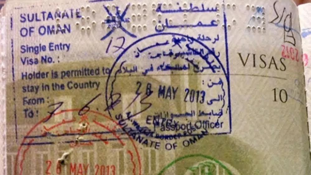Short-stay visa announced in Oman