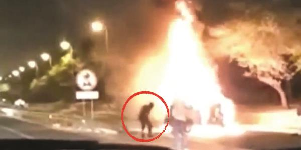 Kuwait: VIDEO: Egyptian mother and two sons burn to death after