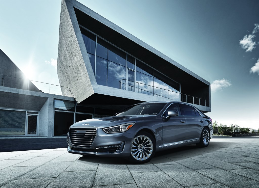 Genesis awarded Top Luxury Brand in AutoPacific's Vehicle Satisfaction Awards