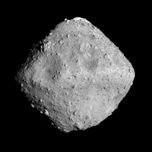 Japan space probe reaches asteroid in search for origin of life