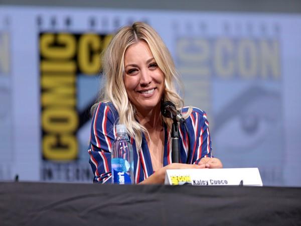 'Big Bang Theory' star Kaley marries boyfriend Karl Cook