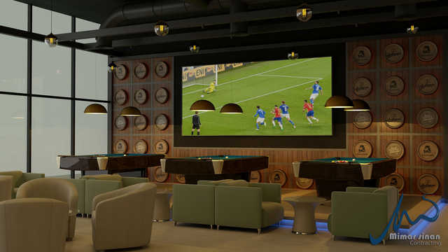 Grand opening for new sports lounge