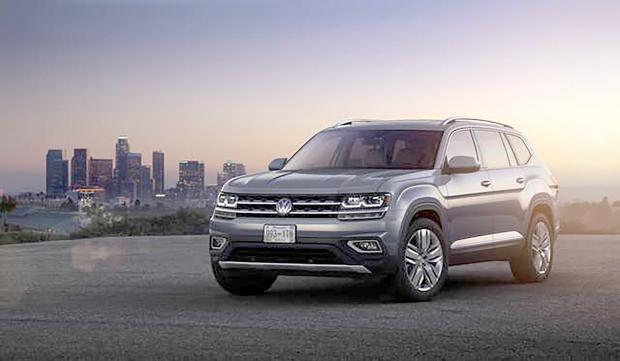 New Volkswagen SUVs a class apart...