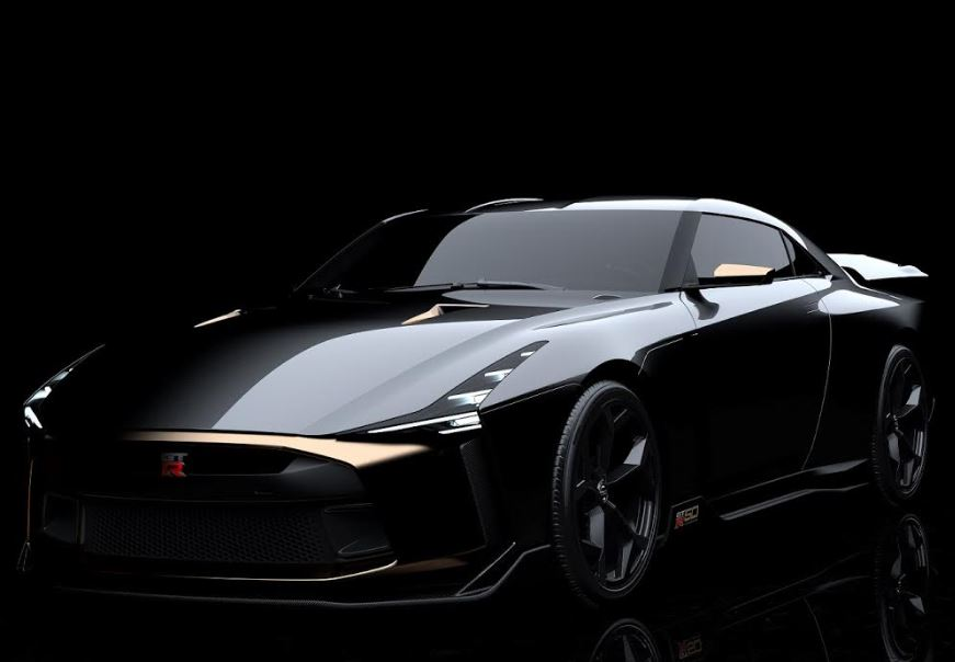 VIDEO: Exclusive Nissan GT-R50 by Italdesign set for world debut at Goodwood