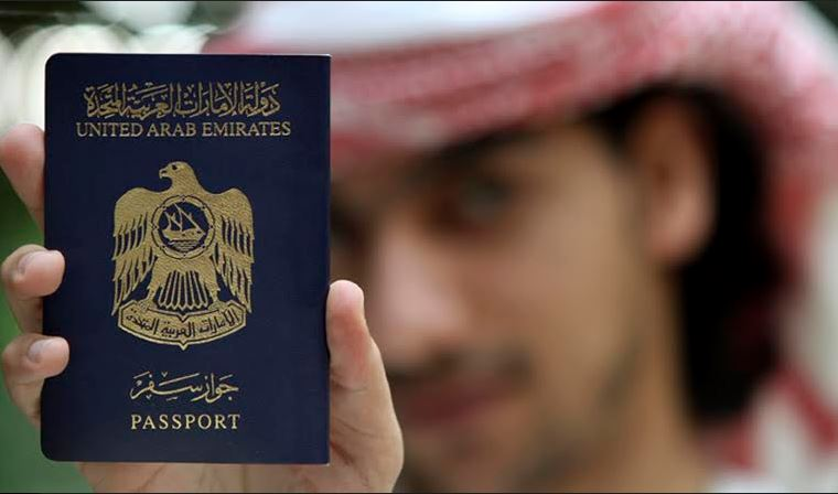 Emirati passport among 10 most powerful in the world