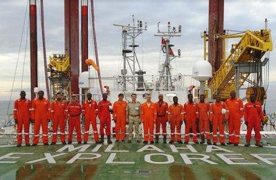 Milaha deploys flagship vessel off W Africa coast