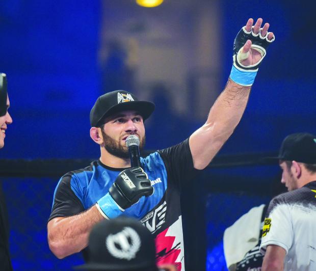 Eldarov upbeat on fighters' bid