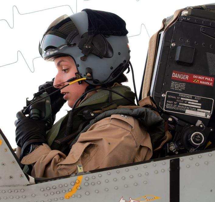 Bahrain News: PHOTOS: Shaikha Aisha becomes first Bahraini woman to fly military plane in history of RBAF