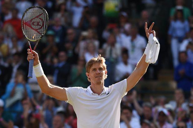 Wimbledon tennis: Anderson stuns Federer in quarter-final cliffhanger