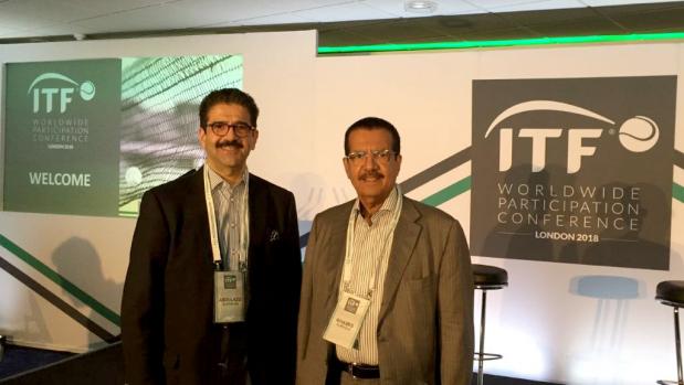 Shaikh Abdulaziz to attend ITF conference
