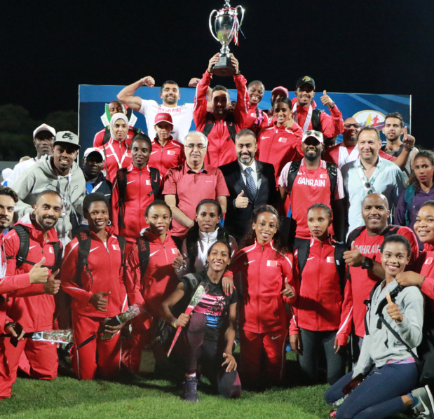 West Asian Athletics: Bahrain crowned overall champions