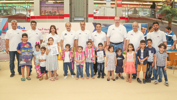 Photo Gallery: Pool safety campaign