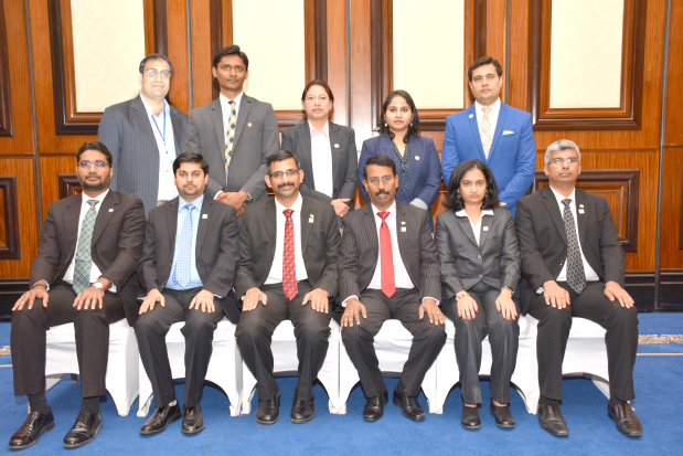 Photo Gallery: New BCICAI executive committee elected