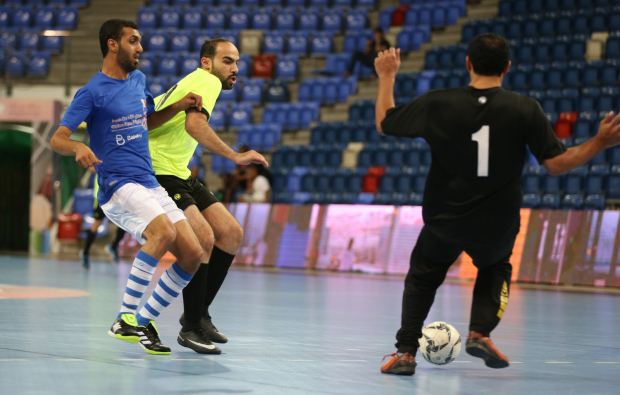 Khalid bin Hamad Futsal League: Al Aker Club too strong for Al Dair