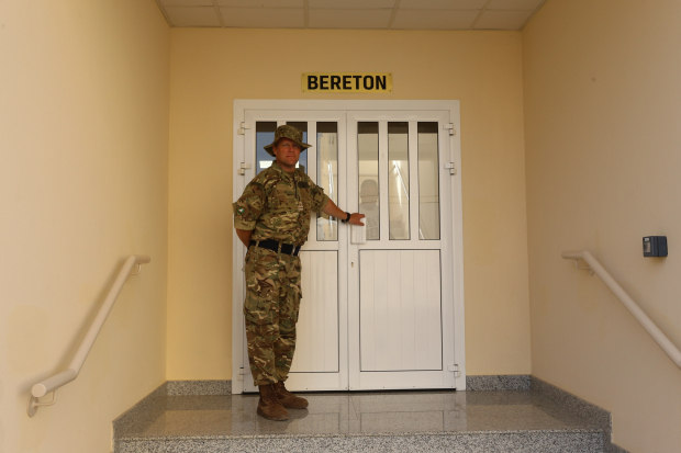 Bahrain News: IN PICTURES: UK naval base 'can hold full regiment' in event of crisis