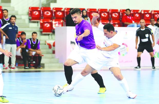 Futsal League: Al Nabih Saleh beat Dar Kulaib