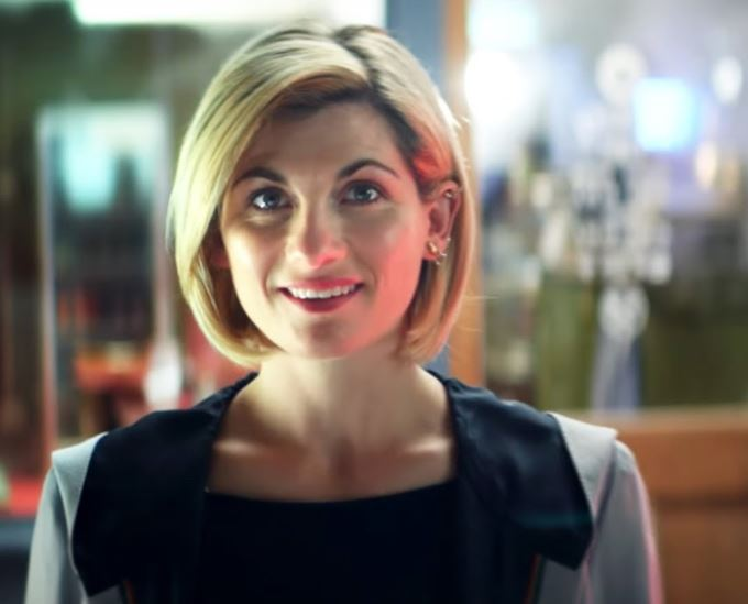 Gear up for first 'Doctor Who' teaser featuring Jodie Whittaker