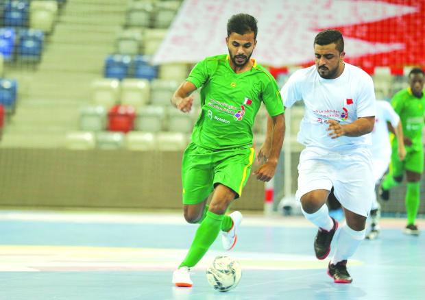 Khalid bin Hamad Futsal League: Buri Club down Umm Al Hassam