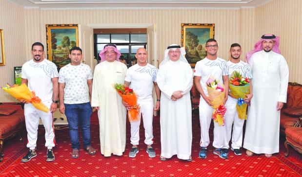 Jiu jitsu squad return from Kazakhstan