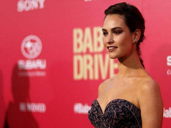 Lily James not part of 'Downton Abbey' movie