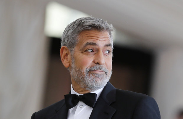 Celebs: Boxer Mayweather, George Clooney lead world's highest paid entertainers