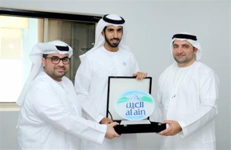 Agthia welcomes UAE Ambassador to water facility in Saudi