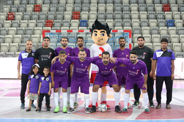 Khalid bin Hamad Futsal League: Barbar Club move into second stage