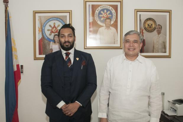 Combat sports ties with Philippines praised