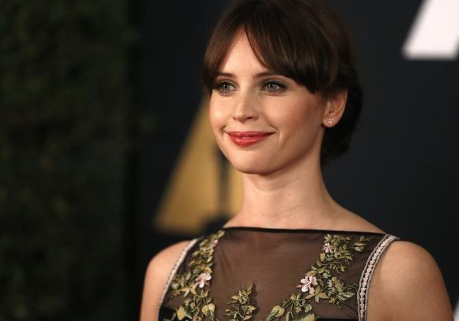 Twitter divided over Felicity Jones as Ruth Bader Ginsburg