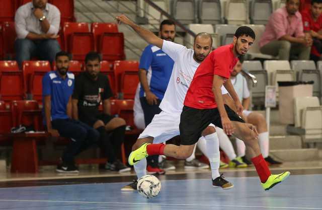 Khalid bin Hamad Futsal League: Sar Club score two past Al Nasir