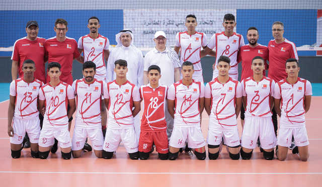 Raring to go! Stage set for Asian men's U20 volleyball clash
