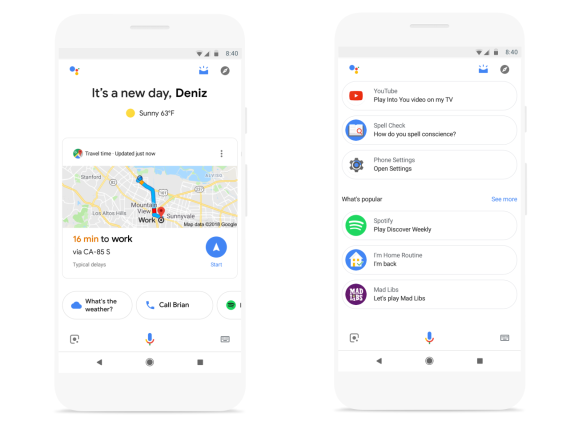 Google Assistant gets visual snapshot feature