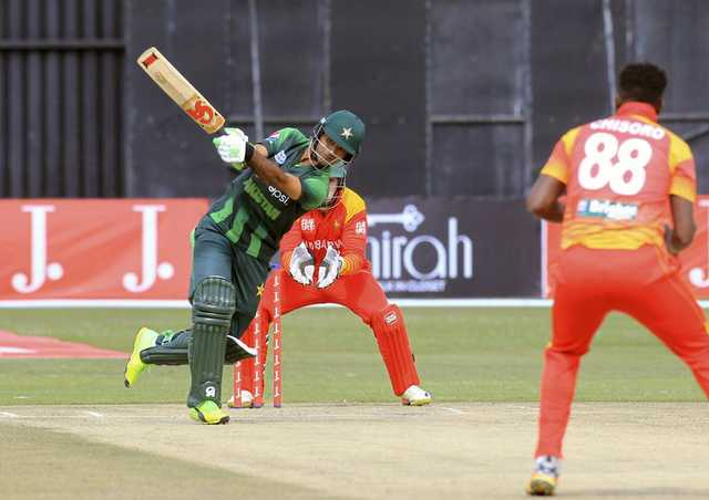 Pakistan smash records