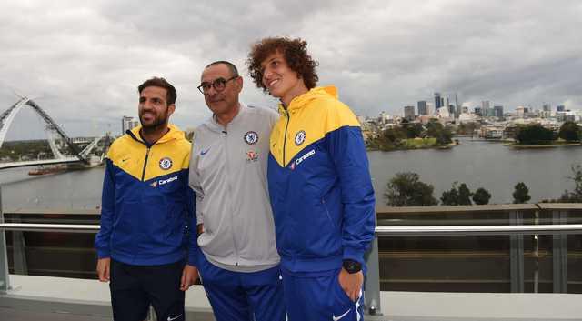 Chelsea prepares for life under Sarri