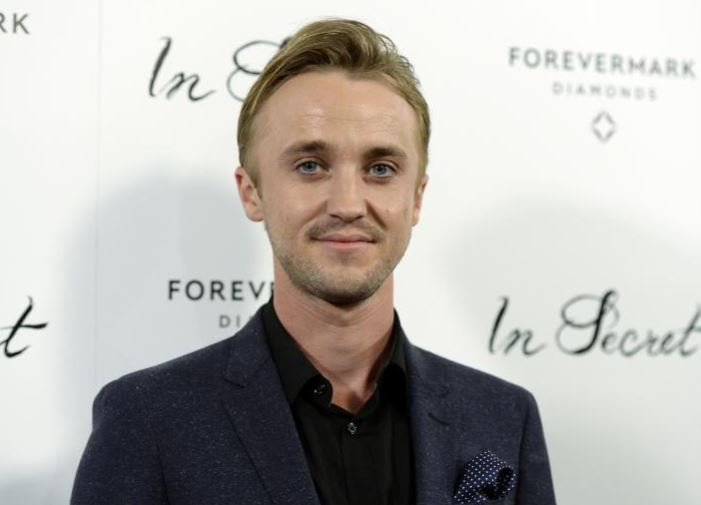 'Harry Potter' star Tom Felton in new YouTube show
