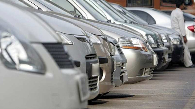 'For Sale' cars parked on sides of a key road will be confiscated