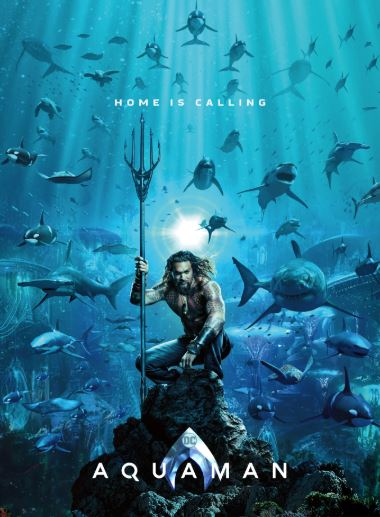 VIDEO: Jason Mamoa unveils action-packed trailer of 'Aquaman'