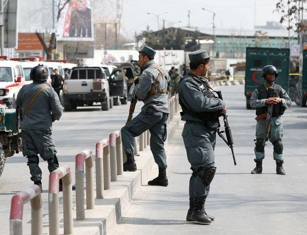 Blast heard near Kabul airport after Vice Presiden Dostum arrives