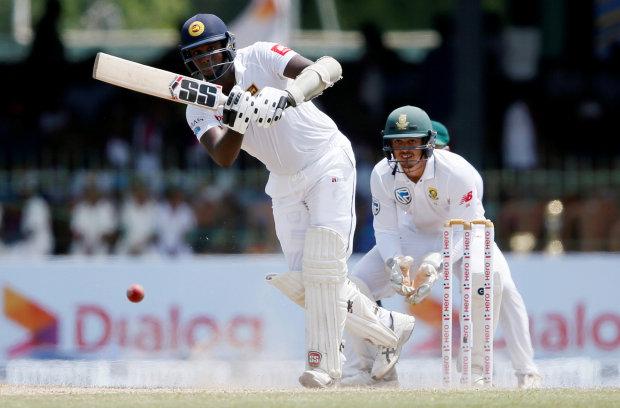 Sri Lanka build mammoth lead over South Africa