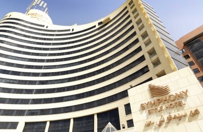 Symphony Style Hotel Kuwait awarded the HACCP certificate